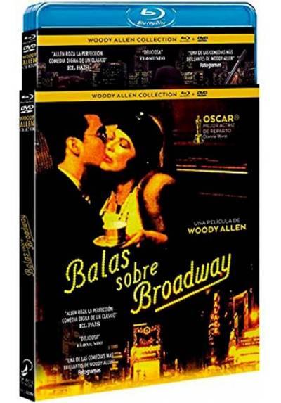 Balas sobre Broadway (Blu-ray + DVD) (Bullets over Broadway)