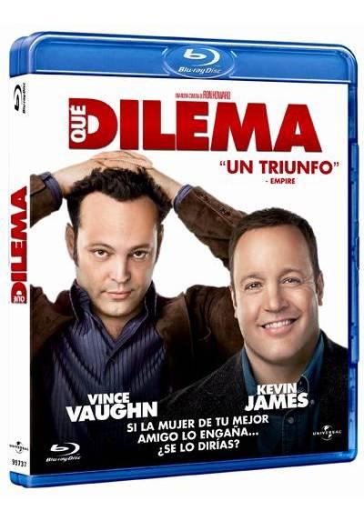 Qué dilema! (Blu-ray) (The Dilemma)