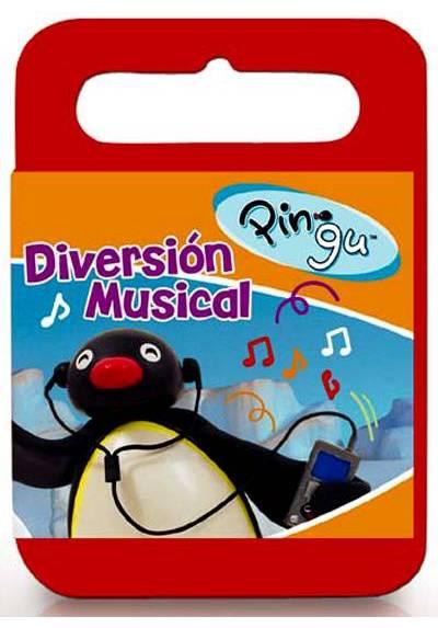 Pingu: Diversión musical (1ª Temporada. DVD 2)