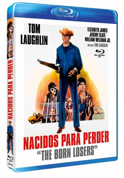 Nacidos para perder (Blu-ray) (Bd-r) (The Born Losers)