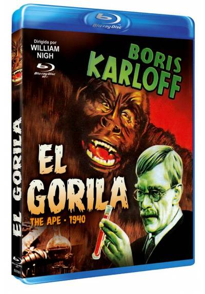 El gorila (Blu-ray) (Bd-r) (The Ape)