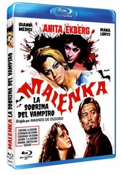 Malenka, La Sobrina Del Vampiro (Blu-ray) (Bd-r) (Malenka)