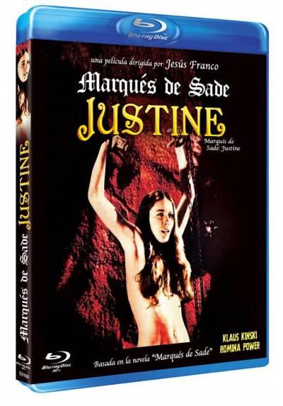 Marqués de Sade: Justine (Blu-ray) (Bd-r) (Marquis de Sade: Justine)
