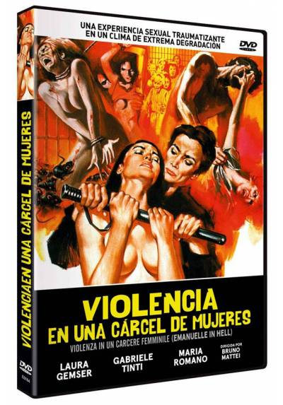 Violencia en una cárcel de mujeres (Violenza in un carcere femminile)