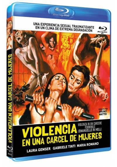Violencia en La Carcel De Mujeres (Blu-ray) (Bd-r) (Violenza in un carcere femminile)