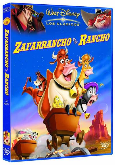Zafarrancho en el rancho (Home on the Range)