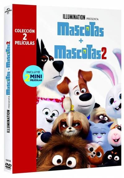 Pack: Mascotas 1+2