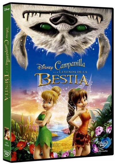 Campanilla y la leyenda de la bestia (Tinker Bell and the Legend of the NeverBeast)