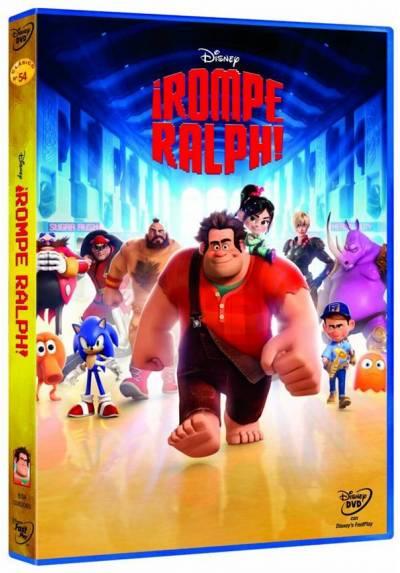 Rompe Ralph! (Wreck-It Ralph)