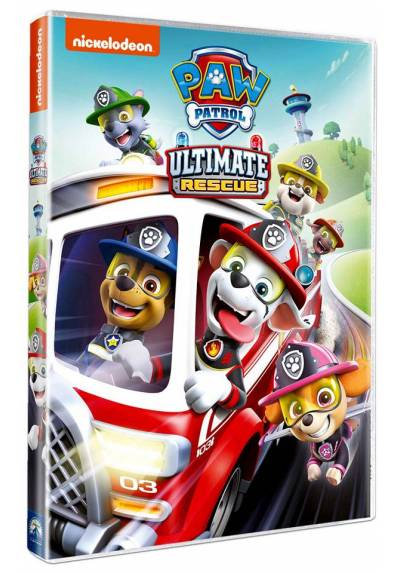 Paw Patrol 21: Ultimate rescue