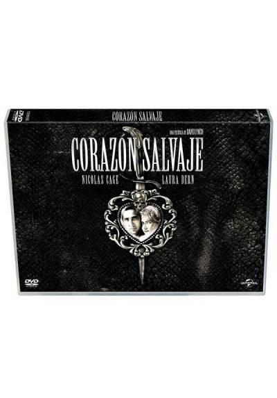 Corazón salvaje (Wild at Heart) (Ed. Horizontal)
