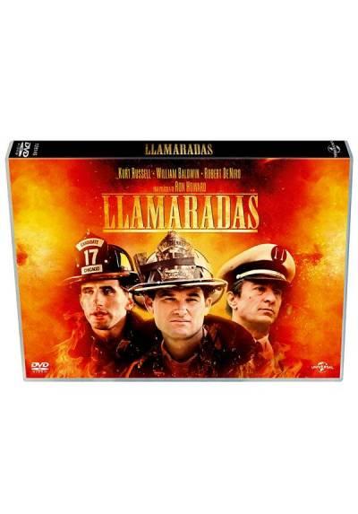 Llamaradas (Backdraft) (Ed. Horizontal)