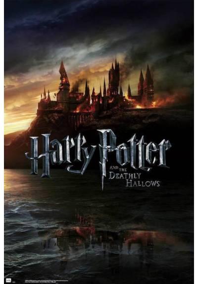 Poster Harry Potter y Las Reliquias de La Muerte (Harry Potter and the Deathly Hallows) -(POSTER 61 x 91,5)
