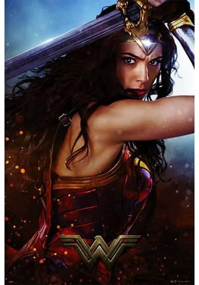 Poster Wonder Woman Sword-Dcorg (POSTER 61 x 91,5)