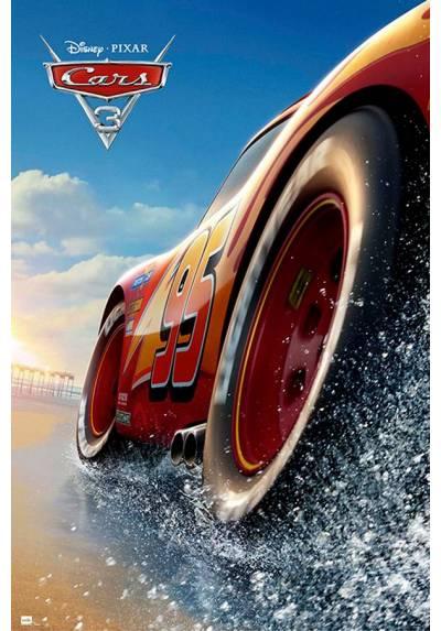 Poster Cars 3 en la playa (Cars 3 Beach) (POSTER 61 x 91,5)