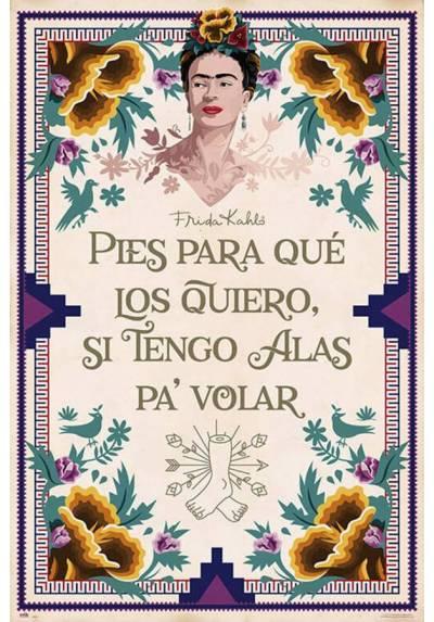 Poster Frida Kahlo (POSTER 61 x 91,5)