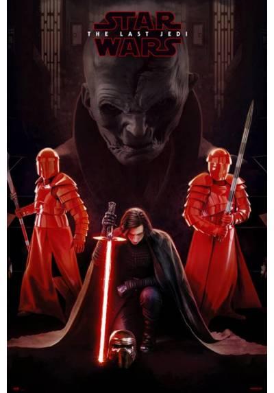 Poster Star Wars VIII: Los Ultimos Jedy - Lider de Serpiente (Star Wars VIII Snoke Leader) (POSTER 61 x 91,5)