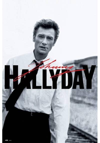 Poster Johnny Hallyday (POSTER 61 x 91,5)