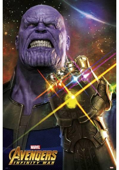 Poster Los Vengadores: Infinity War 6 (POSTER 61 x 91,5)