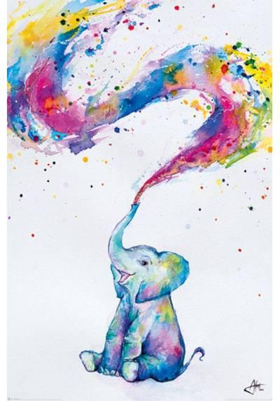 Poster Marc Allante - Primavera  (Marc Allante - Spring) (POSTER 61 x 91,5)