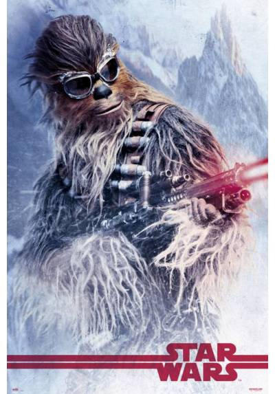 Poster Star Wars: Chewbacca en el Trabajo  (Star Wars: Chewbacca At Work) (POSTER 61 x 91,5)