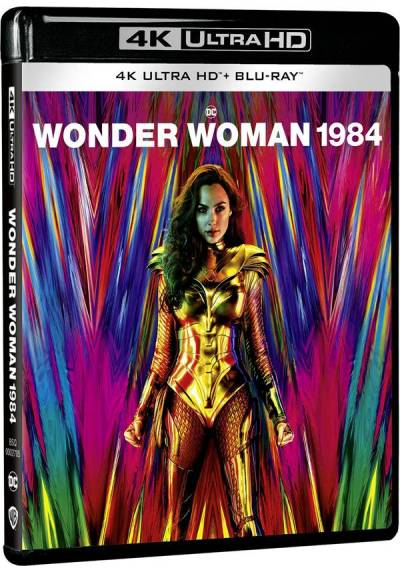Wonder Woman 1984 (Blu-ray - 4k UHD)