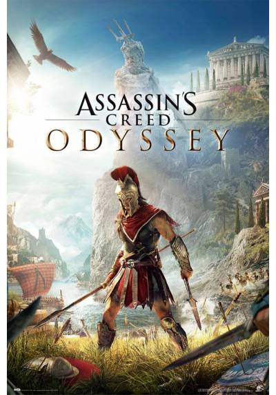 Poster Assassin's Creed: Odyssey - Cartel (POSTER 61 x 91,5)