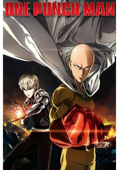 Poster One Punch Man - Destruccion (One Punch Man - Destruction) (POSTER 61 x 91,5)