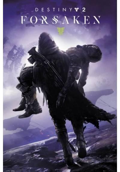 Poster Destiny 2 - Forsaken (POSTER 61 x 91,5)