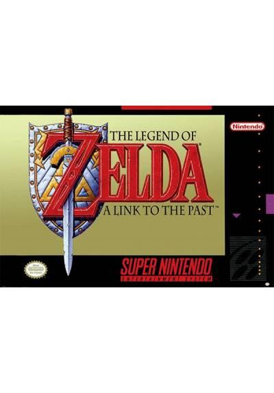 Poster Horizontal Super Nintendo Zelda (POSTER 91,5 x 61)