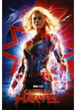Poster Capitana Marvel (POSTER 61 x 91,5)