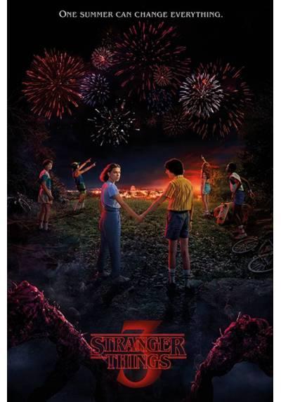 Poster Stranger Things 3 (POSTER 61 x 91,5)