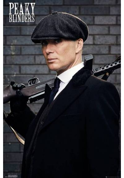 Poster Peaky Blinders - Tommy (POSTER 61 x 91,5)