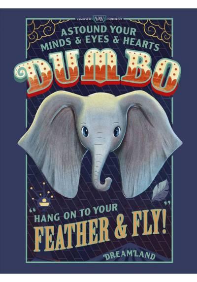 Poster Dumbo II (POSTER 61 x 91,5)