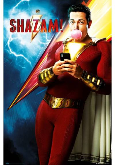 Poster Shazam (POSTER 61 x 91,5)