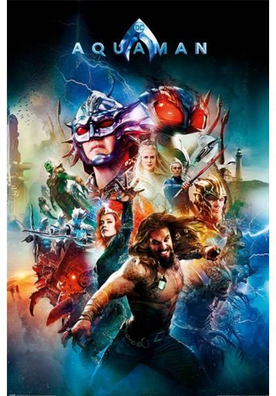 Poster Aquaman: Ballata por Atlantis (POSTER 61 x 91,5)
