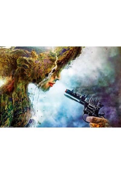 Poster Horizontal Betrayal - Mario Sanchez Nevado (POSTER 91,5 x 61)
