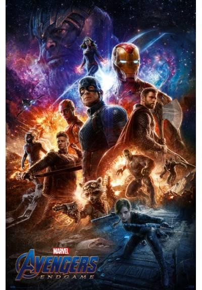 Poster Marvel Los Vengadores: Endgame (POSTER 61 x 91,5)