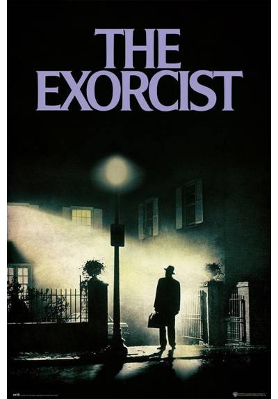 Poster El Exorcista (The Exorcist) (POSTER 61 x 91,5)