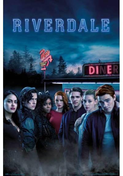 Poster Riverdale - 3ª Temporada (POSTER 61 x 91,5)
