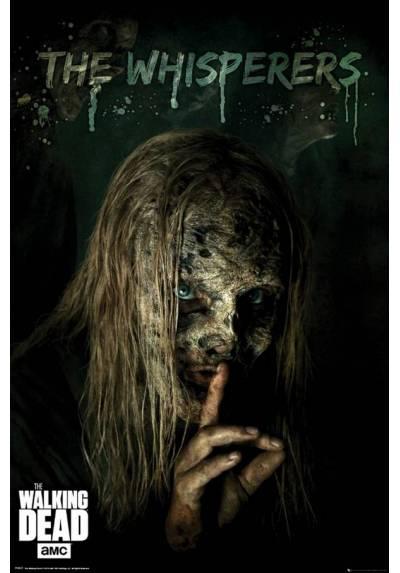 Poster The Walking Dead - Los Susurradores (POSTER 61 x 91,5)