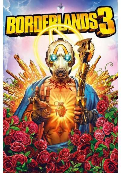 Poster Borderlands 3 (POSTER 61 x 91,5)