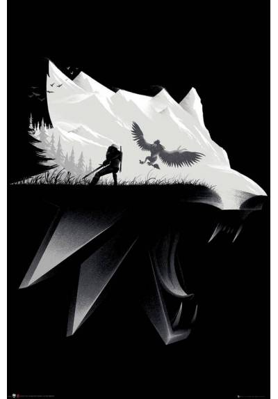 Poster The Witcher (POSTER 61 x 91,5)