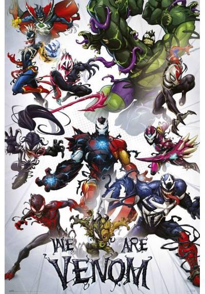 Poster Venom - Nosotros Somos Veneno (We are Venom) (POSTER 61 x 91,5)