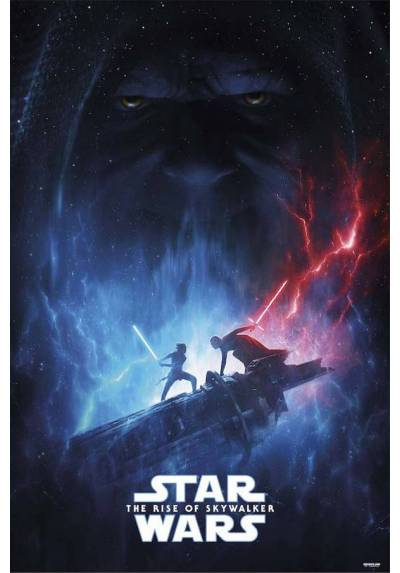 Poster Star Wars: Episodio IX - Palpatine (POSTER 61 x 91,5)