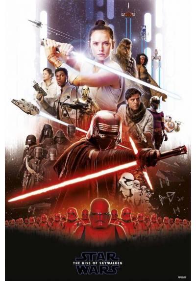 Poster Star Wars: Episodio IX (POSTER 61 x 91,5)