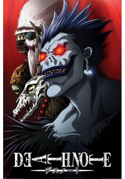 Poster Death Note: Shinigami (POSTER 61 x 91,5)