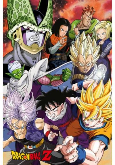 Poster Dragon Ball Z: Saga Cell (POSTER 61 x 91,5)