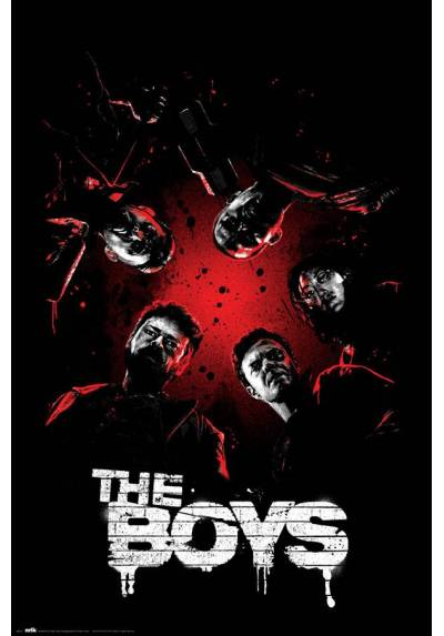 Poster The Boys (POSTER 61 x 91,5)