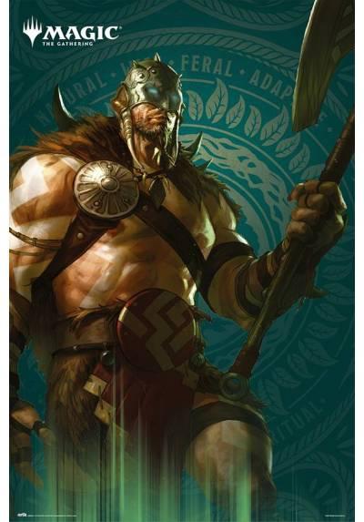 Poster Magic: El encuentro Garruk (The Gathering Garruk) (POSTER 61 x 91,5)